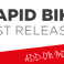 Rapid Bike JUST RELEASED 1/2018: aggiornamento software